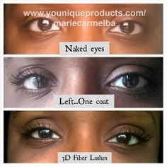 Order yours now!!! Today!!!  www.youniqueproducts.com/mariecarmelba $35 CDN #bestgiftever #mascara #younique