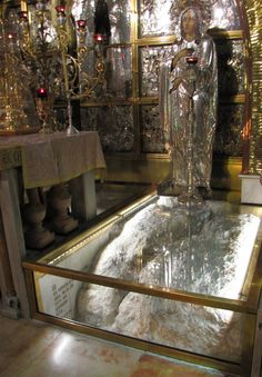 Church of the Holy Sepulcher - Jerusalem 101 Europe On A Budget, Sacred Architecture, Lion Of Judah, Israel Travel, Jerusalem Israel, Blessed Mother, Holy Land, Roman Catholic, Christianity