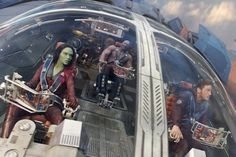 Box Office: 'Guardians of the Galaxy' Amazes With Record $94M U.S. Debut