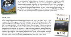 DEBBIE DREWS from Outside Bozeman reviews SWIFT DAM by Sid Gustafson.