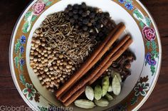 Make your own spice mixes!