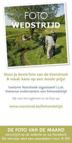 Toerisme Voerstreek: Fotowedstrijd Voerstreek – Foto van de maand