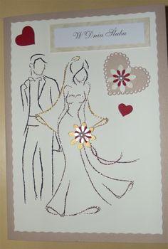 Haft matematyczny - Ślub