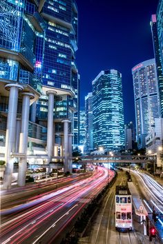 Night in Admiralty by . chick, via 500px