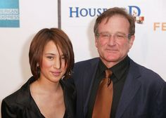 Robin Williams' Daughter Zelda Writes A Heartbreaking Letter About Her Father's Passing