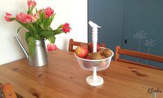 Owocarka z sitka - Klinika DIY Decorative Bowls, Diy, Home Decor, Decoration Home, Bricolage, Room Decor, Do It Yourself, Home Interior Design, Homemade