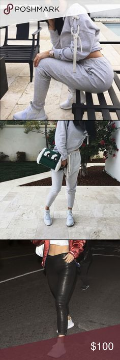 Kylie Jenner tubular defiant adidas Super comfortable and cool icy white adidas shoes. Makes your outfit look so put together. Definitely a shoe you can dress up. As seen on Kylie Jenner many times! Use that for outfit inspiration. NEW WITH BOX!! Adidas Shoes Athletic Shoes