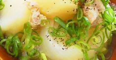 スープも飲めちゃう肉じゃがです。スープを吸って柔らかくなったじゃが芋と玉葱がとろけて美味しいよ♪