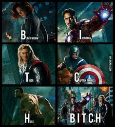 Makes sense! Marvel Quotes, Funny Marvel Memes, Dc Memes, Avengers Memes, Funny Comics, Funny Memes, 9gag Funny, Marvel Films, Marvel Art