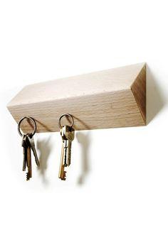 Magnetic key chain.