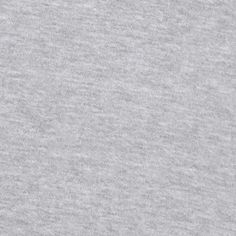 Heather Gray Solid Cotton Spandex Knit Fabric - Super top quality medium weight cotton spandex knit in mid heather gray, not too dark and not too light. The perfect fabric staple!  True medium weight with a soft hand, good 4 way stretch, and nice recovery.  ::  $6.00