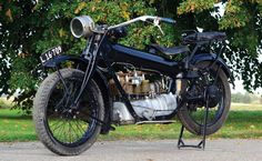 1924 Nimbus Motorcycle | Aalholm Automobile Collection 2012 | RM AUCTIONS