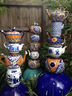 Teapot Towers | Flickr - Photo Sharing!