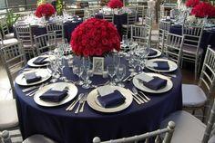 www.wanderlust-weddings.com Navy and blue wedding!