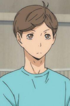 Shigeru YAHABA (Minor character high school student of Haikyuu!! Second Season)