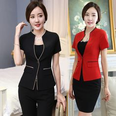 office work suits for women - Google Search