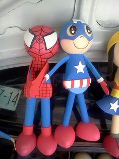 Spiderman y America