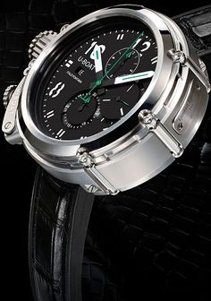 U-Boat U-51 Chrono Green Line Limited Edition 9/99