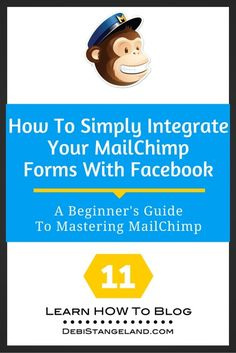 Can your readers sign up for your email list wherever they find you? Make it easy for them to join your list by integrating your MailChimp forms with Facebook. By adding your signup form to Facebook you give readers every opportunity to become part of your community. ★ Learn HOW To Blog ★