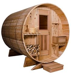 Cabela's: Almost Heaven Sportsman Edition Deluxe Sauna :)) This is awesome Outdoor Sauna, Indoor Outdoor, Outdoor Living, Outdoor Baths, Outdoor Showers, Indoor Pools, Backyard Pools, Pool Decks, Pool Landscaping