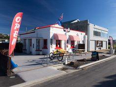 The Penguins Nest Café - Oamaru Harbourside Holiday Park Holiday Park, Penguins, Fair Grounds, Fun, Travel, Viajes, Penguin, Destinations, Traveling