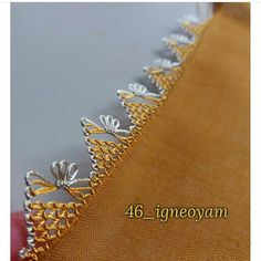 Image May Contain: Text Hair World Ideas Bodywavemediumlength - Diy Crafts - hadido Embroidery On Clothes, Hand Embroidery, Baby Knitting Patterns, Crochet Patterns, Tatting, Crochet Unique, Saree Tassels, Victorian Dolls, Sewing Art