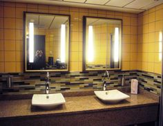cruise pictures ship public restroom cruise savvy - Restroom Ideas