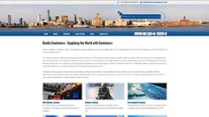 Another WordPress website, this time for our friends at Bootle Containers. Have a look at http://www.bootlecontainers.co.uk