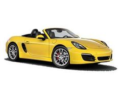 Business contract hire Porsche Boxster Roadster Special Edition 2.7 Black Edition 2dr, Cabriolet