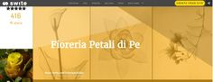 The sweet smell of Fioreria Petali di Pe's swite