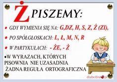 Aa School, Back To School, Learn Polish, Poland History, Polish Language, English Teaching Resources, Learning Activities, Motto, Homeschool