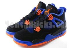 The Jordan 4 receives its most New York-friendly color yet with the Air  Jordan IV -  Knicks  releasing soon. 624271fc3