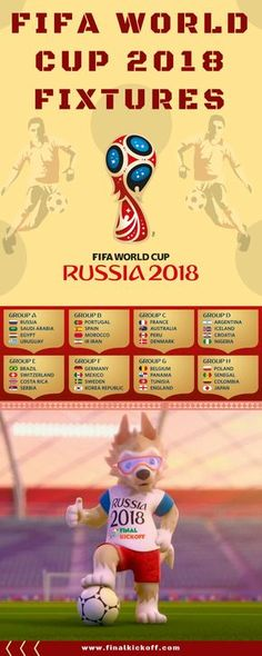 a complete schedule for the 2018 fifa world cup from the russia saudi arabia opener to the july final in moscow
