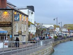 Harbour Front, St Ives, Cornwall
