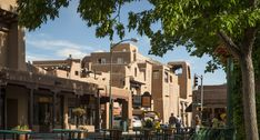 Experience La Fonda on the Plaza, a luxurious Santa Fe hotel featuring authentic local elements on the edge of the historic Santa Fe Plaza.