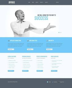 I like it how about you?   Business Website Template CLICK HERE! live demo  http://cattemplate.com/template/?go=2emTeUk