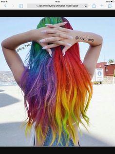 J'aime trop ces cheveux 😍