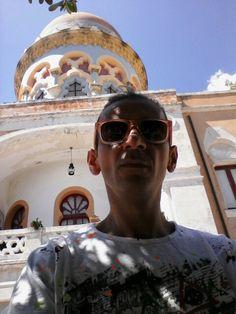 Villa sticchi behind me