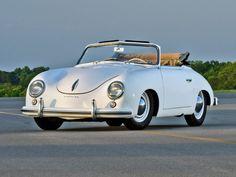 Porsche 356 1500 Cabriolet '1952–55