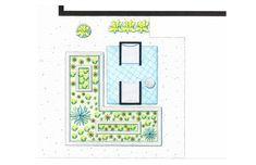 Modern Garden - Roger's Gardens Rogers Gardens, Colorful Garden, Modern Spaces, Garden Styles, Garden Inspiration, Modern Farmhouse, Gardening, Display, Texture