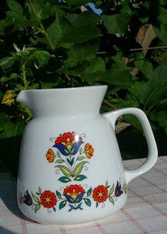 Bavaria porcelán kancsó