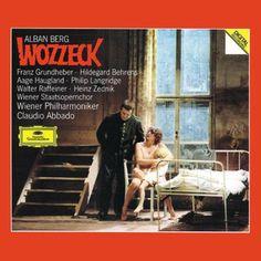 Berg: Wozzeck (Opera in 3 Acts) ~ Grundheber / Behrens / Vienna Philharmonic Orchestra / Claudio Abbado Alban Berg, Wiener Philharmoniker, Vienna Philharmonic, Vienna State Opera, Critics Choice, Chor, Classical Music, Orchestra, Soundtrack