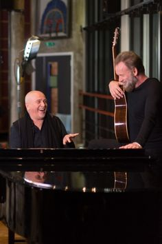 Sting & Peter Gabriel Announce Co-headlining Tour for Summer 2016, American Songwriter, Music, Songwriting