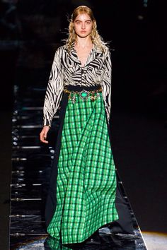 One of my favorites this season from Fausto Puglisi!