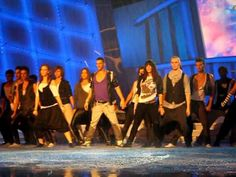 Genil Hasim- my performance with Camillo and DPT crew at Dancing with the Stars(Romania)