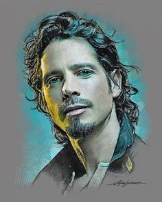 Chris Cornell, Say Hello To Heaven, Black Hole Sun, Temple Of The Dog, Chester Bennington, Eddie Vedder, Thing 1, Gorgeous Men, Beautiful People