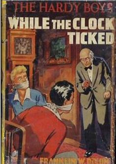 Hardy Boys & Chums Blog: BRITISH HARDY BOYS *Um? I don't remember Frank and Joe Hardy getting kidnapped by a creepy old fuck?!?