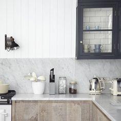 Stunning details in this #kitchen... Image found via #pinterest