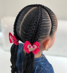 Baddie Hairstyles, Girl Hairstyles, Braided Hairstyles, Baby Hair Cut Style, Short African Dresses, Baby Girl Hair, Hair Dos, Dog Art, Wavy Hair
