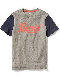 Short Sleeve Athletic Tee - size small